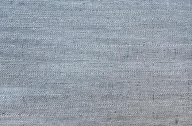 Texture du tissu grossier