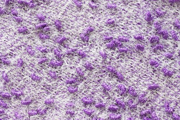 Texture du tricot.