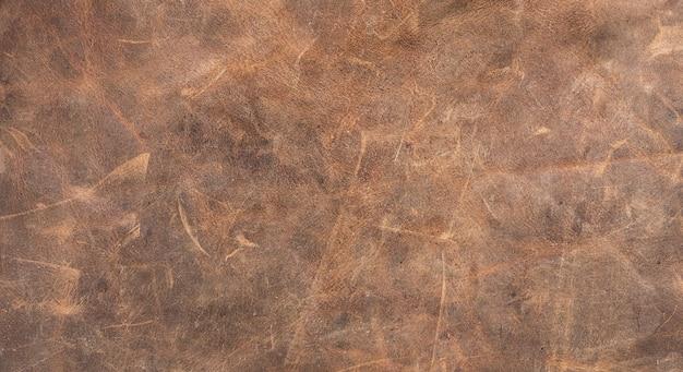 La texture du vieux cuir