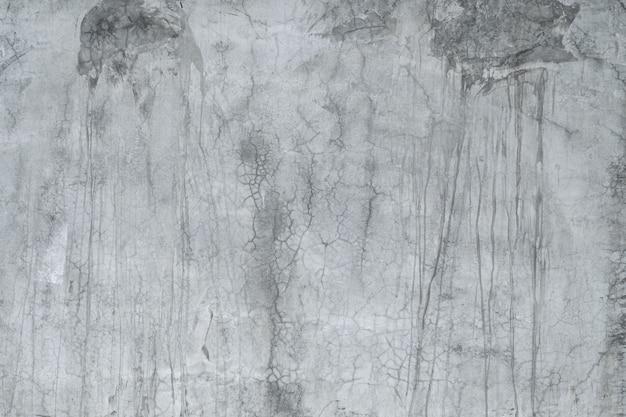 Texture du vieux mur de béton gris pour le fond