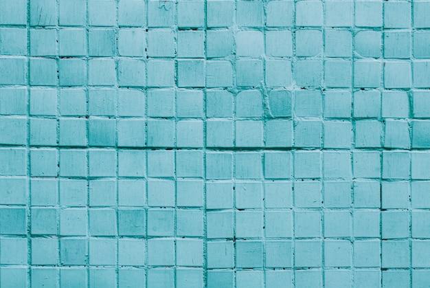 Texture du vieux mur de carreaux