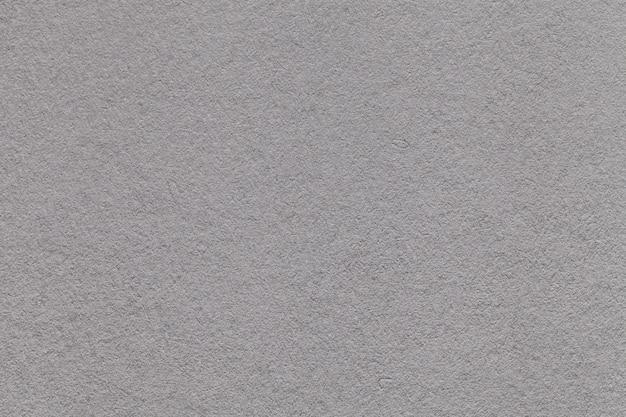 Texture du vieux papier gris clair closeup