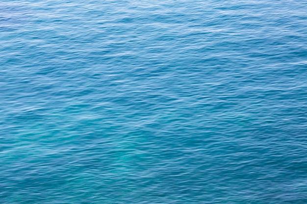 Texture de l'eau de mer claire