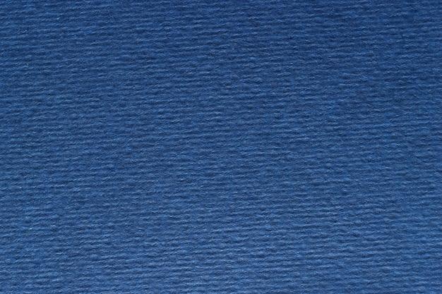 La texture est du papier bleu