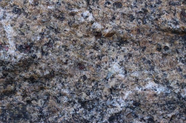 La texture est une surface de pierre de près