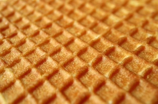 Texture fermée de bonbons traditionnels néerlandais