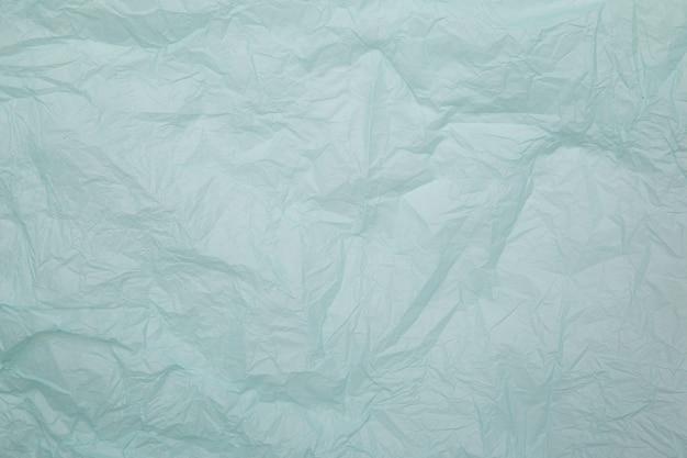 Texture de feuille de papier froissé