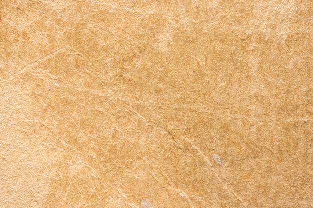 La texture d'une feuille de papier vieillie