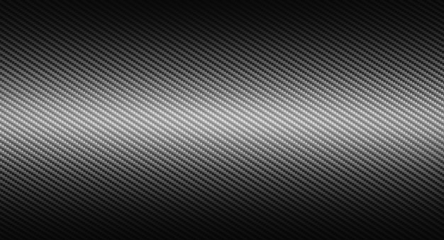 Texture en fibre de carbone, personne autour