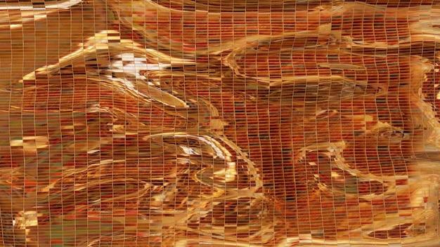 Texture de fond abstrait mur brillant or beau luxe et élégant