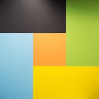 Texture de fond abstrait papier coloré