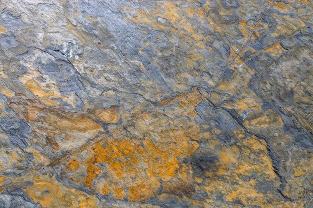 Texture et fond d'ardoise de roche rustique sale.