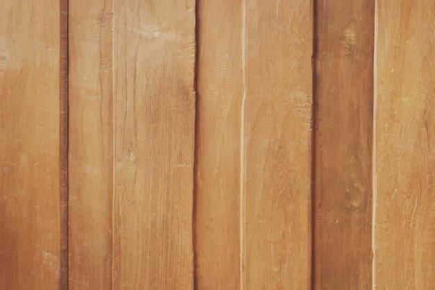 Texture et fond en bois brun vieux vide