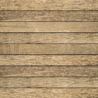 Texture de fond en bois brun vintage vieilli.