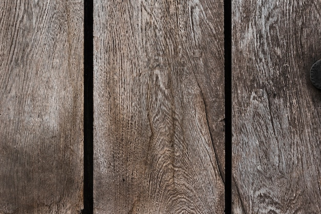 Texture de fond en bois peint pour la conception intérieure