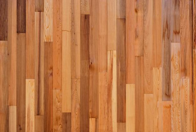 Texture de fond en bois des planches sous la forme d'un parquet