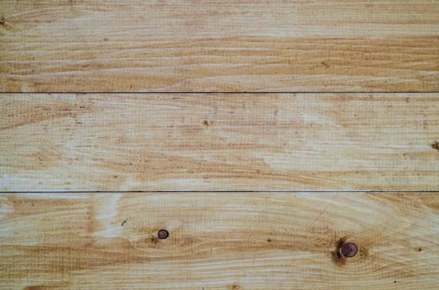 Texture de fond en bois. plateau vide de couleur chêne naturel.