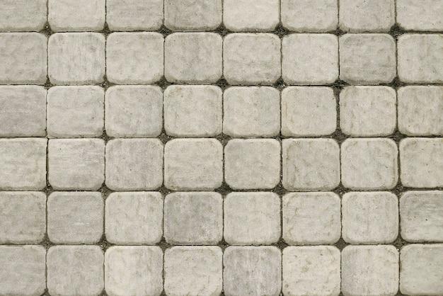 Texture de fond de chaussée de granit gris
