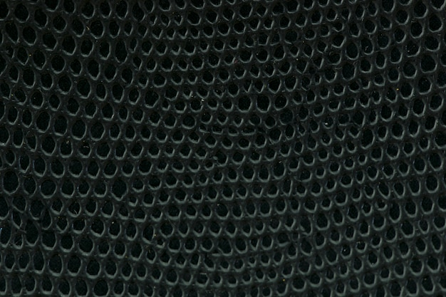 Texture de fond en cuir de serpent noir