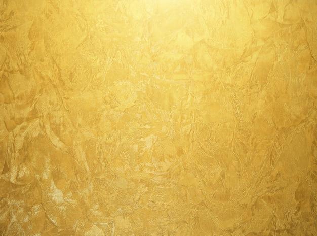 Texture de fond doré.