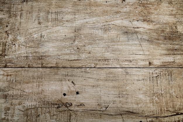 Texture de fond grunge de bois peint en blanc