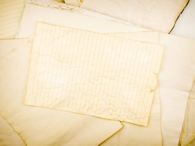 Texture de fond grunge papier beige