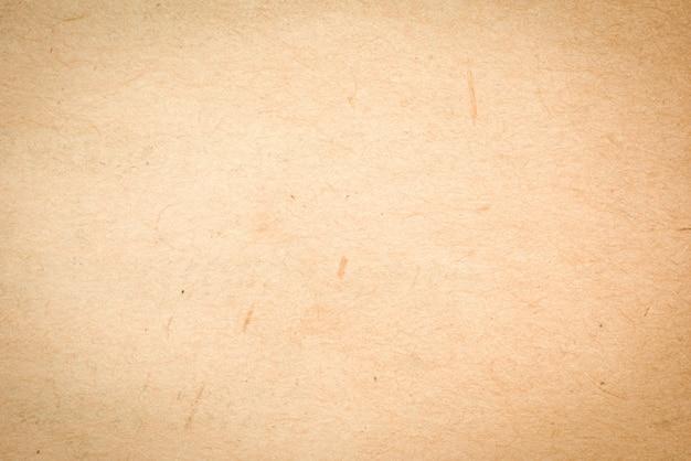 Texture de fond grunge vieux papier beige rugueux pour la conception