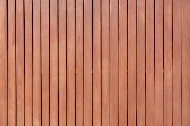 Texture de fond de lambris en bois. ipé bois de teck motif bois tropical. fond de façade de bâtiment
