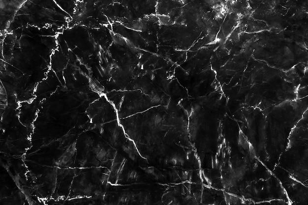 Texture de fond en marbre noir abstrait motif de pierre naturelle pour les travaux d'art de conception.