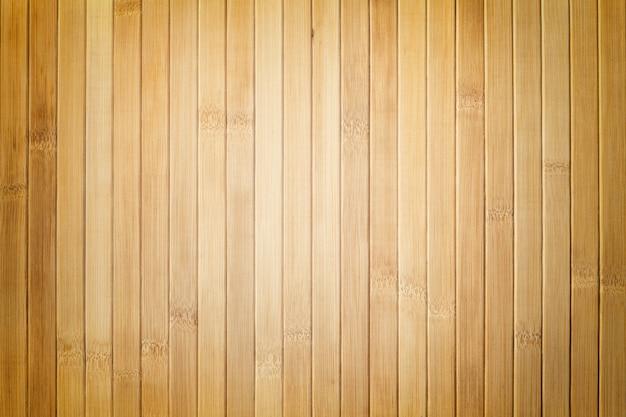 Texture de fond marron clair en bois avec vignette.