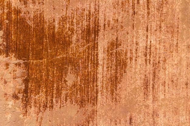 Texture de fond métal foncé rouillé grunge