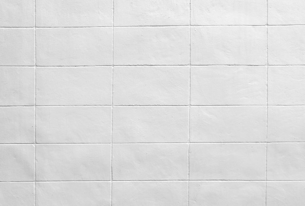 Texture de fond de mur de béton blanc