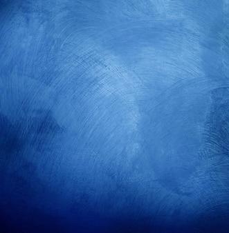 Texture de fond de mur bleu