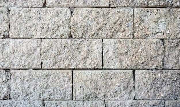 Texture de fond de mur de brique de clôture