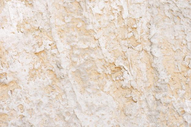 Texture de fond de mur de ciment enduit stuc abstrait blanc gris