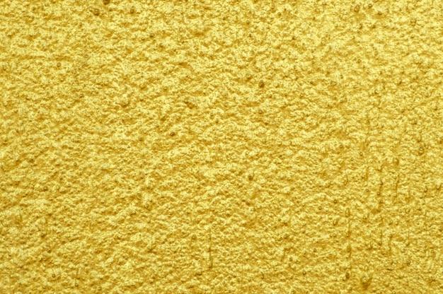 Texture de fond de mur doré