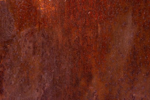 Texture de fond de mur de fer peint vintage