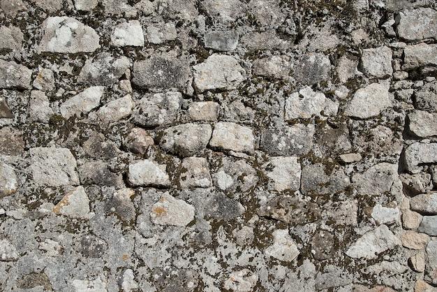 Texture de fond de mur de granit gris