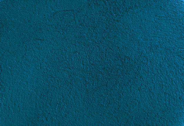Texture de fond de mur de peinture bleue