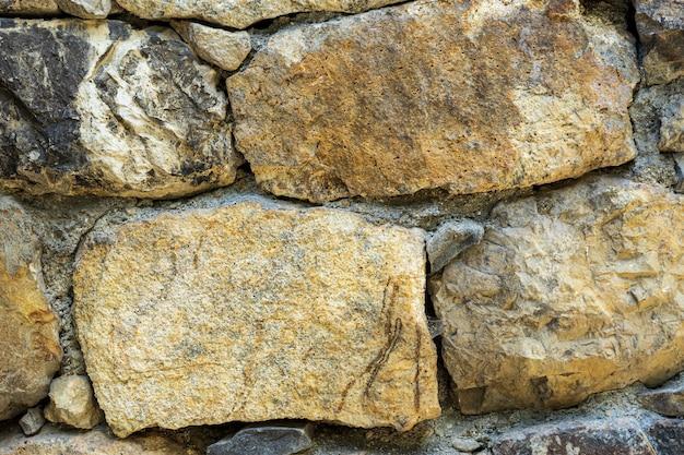 Texture de fond de mur de pierre