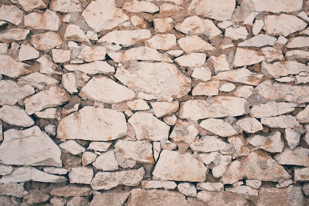 Texture de fond naturel de vieux mur de pierre
