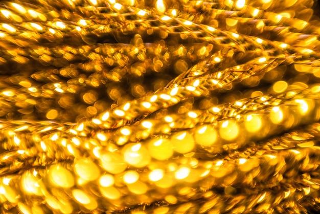 Texture de fond d'or, fil d'or