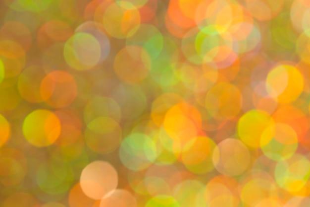 Texture de fond de paillettes floues colorées