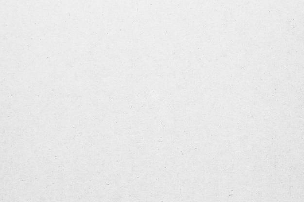 Texture ou fond de papier blanc