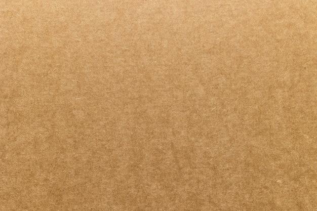 Texture de fond de papier carton brun