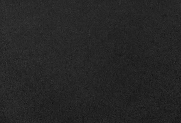 Texture ou fond de papier noir. carton noir pour les œuvres d'art.