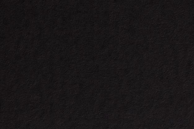 Texture de fond de papier noir. photo haute résolution.