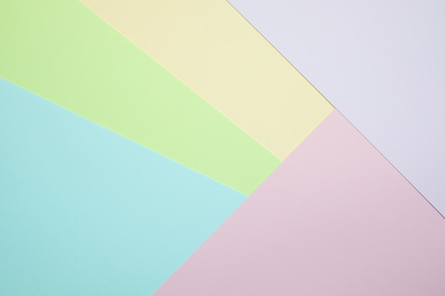 Texture de fond de papier pastel