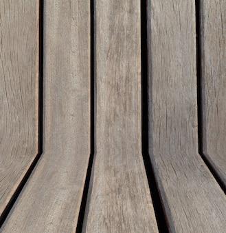 Texture et fond de planche de bois
