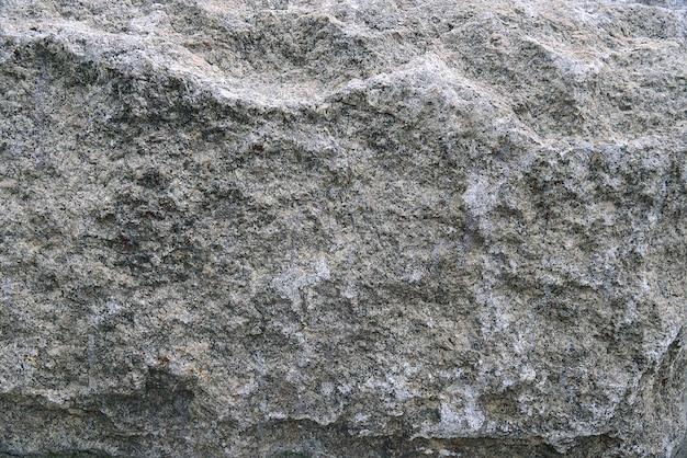 Texture de fond de roche de granit gris